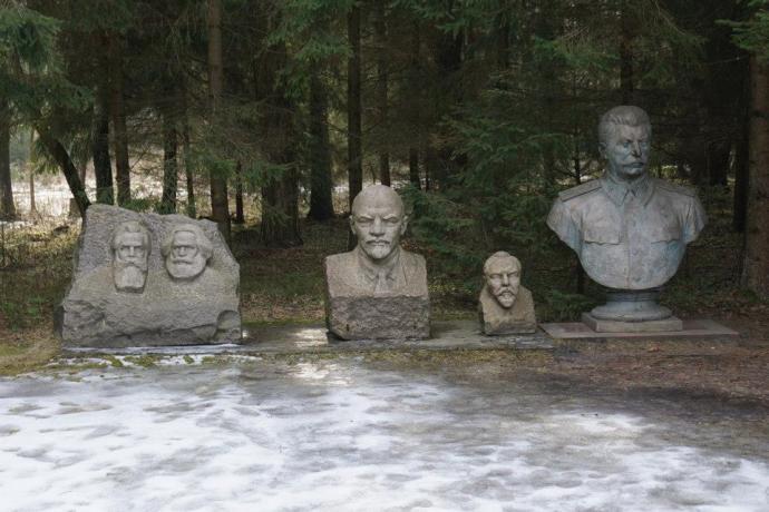 Grūto Parkas | Litouwen | februari 2015