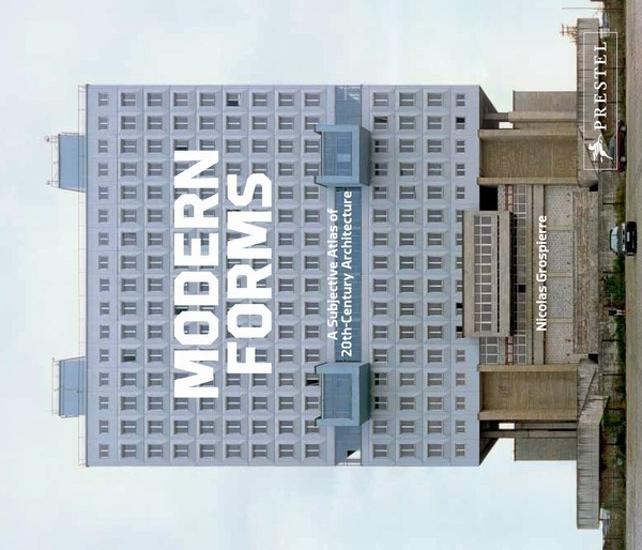 Modern forms - Nicolas Grospierre