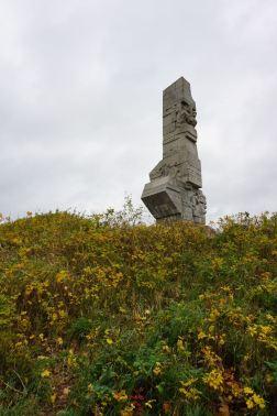 Monument Westerplatte | Polen | Gdansk