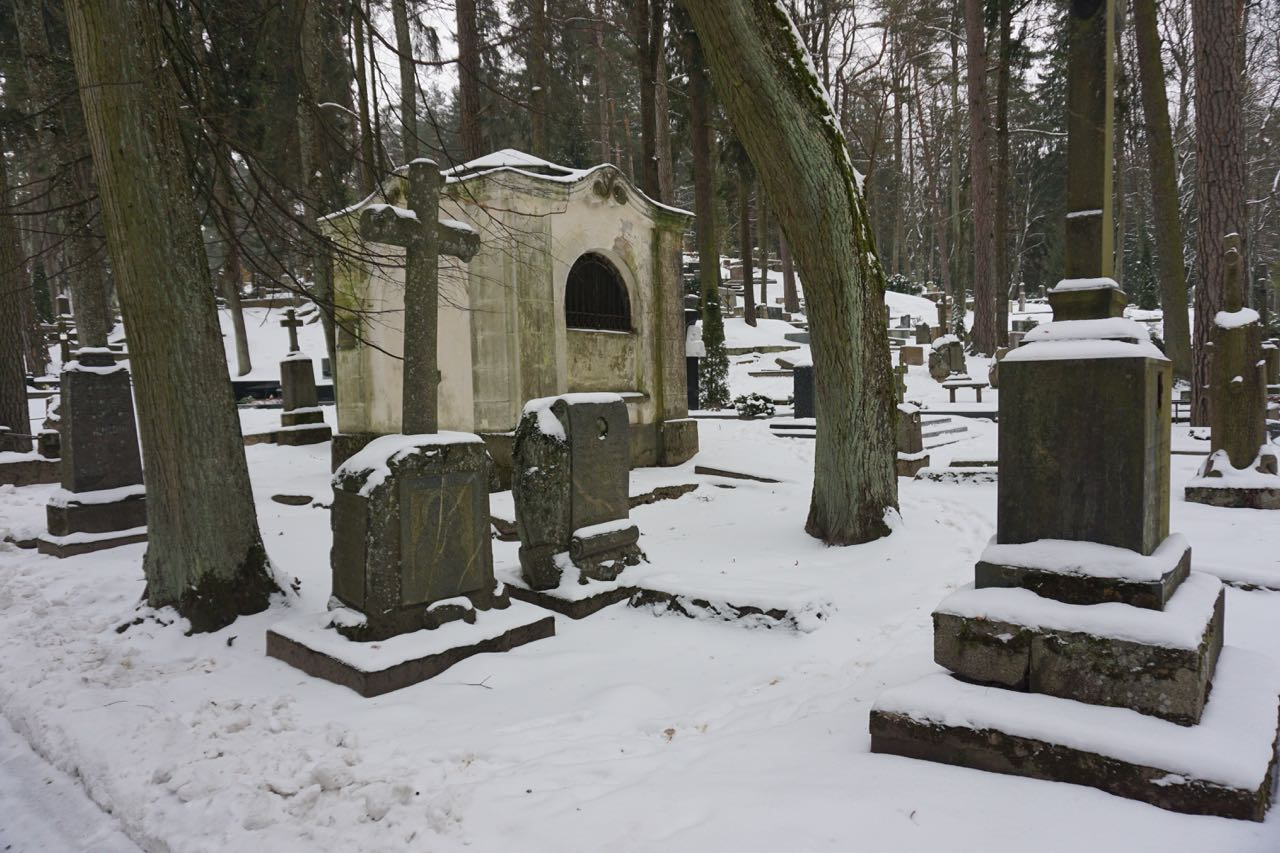 Antakalnio begraafplaats | Litouwen | Vilnius