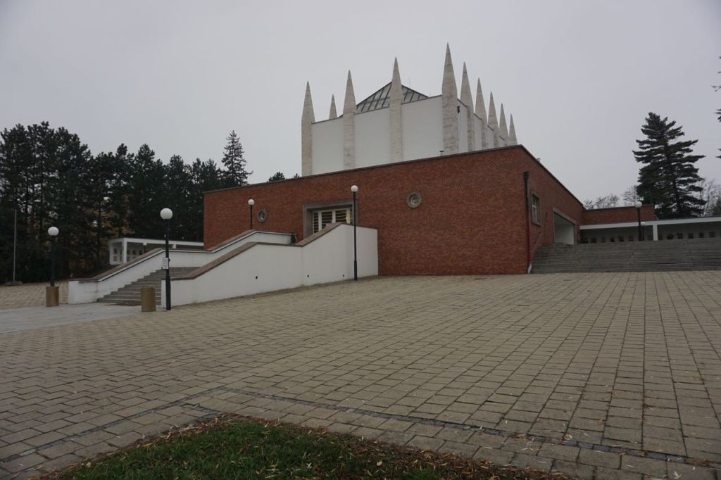 Crematorium | Brno | Tsjechië