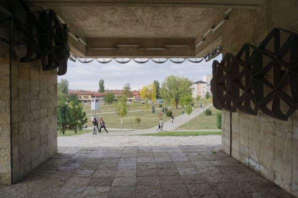 Nationale bibliotheek   Kosovo   Pristina