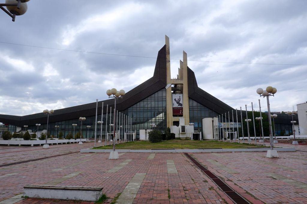 Paleis voor Jeugd & Sport | Pristina | Kosovo
