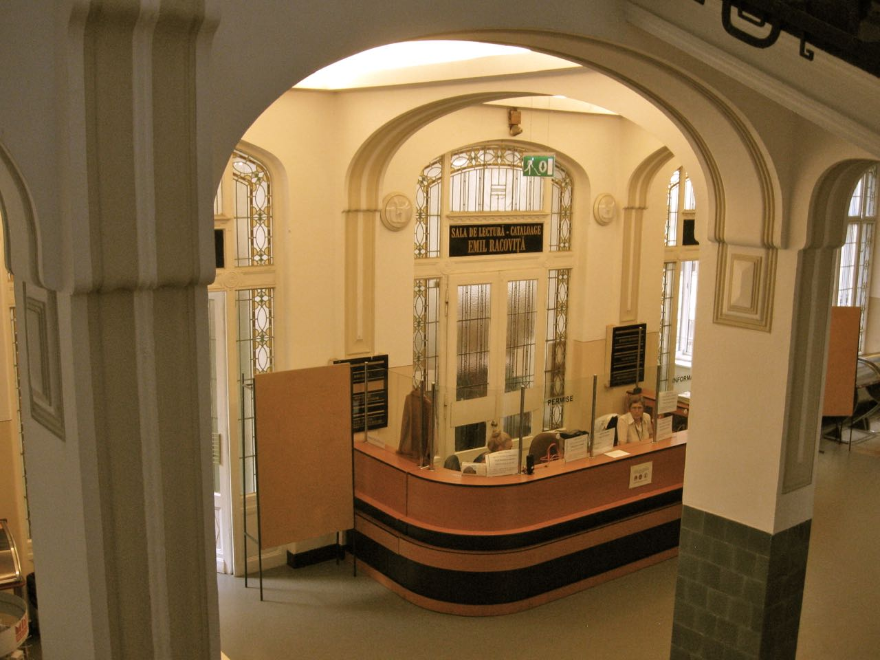 Centrale bibliotheek | Roemenië | Cluj