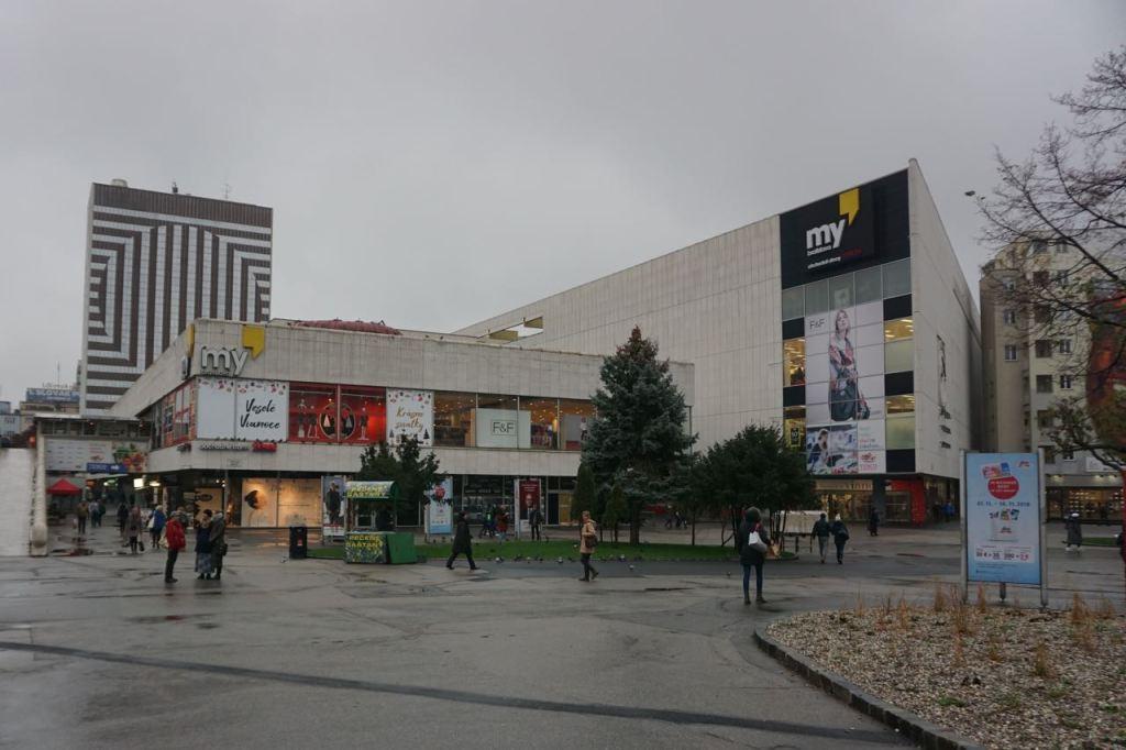 Kamenné Námestie | Bratislava | Slowakije | | november 2018 | © Martijn Haan
