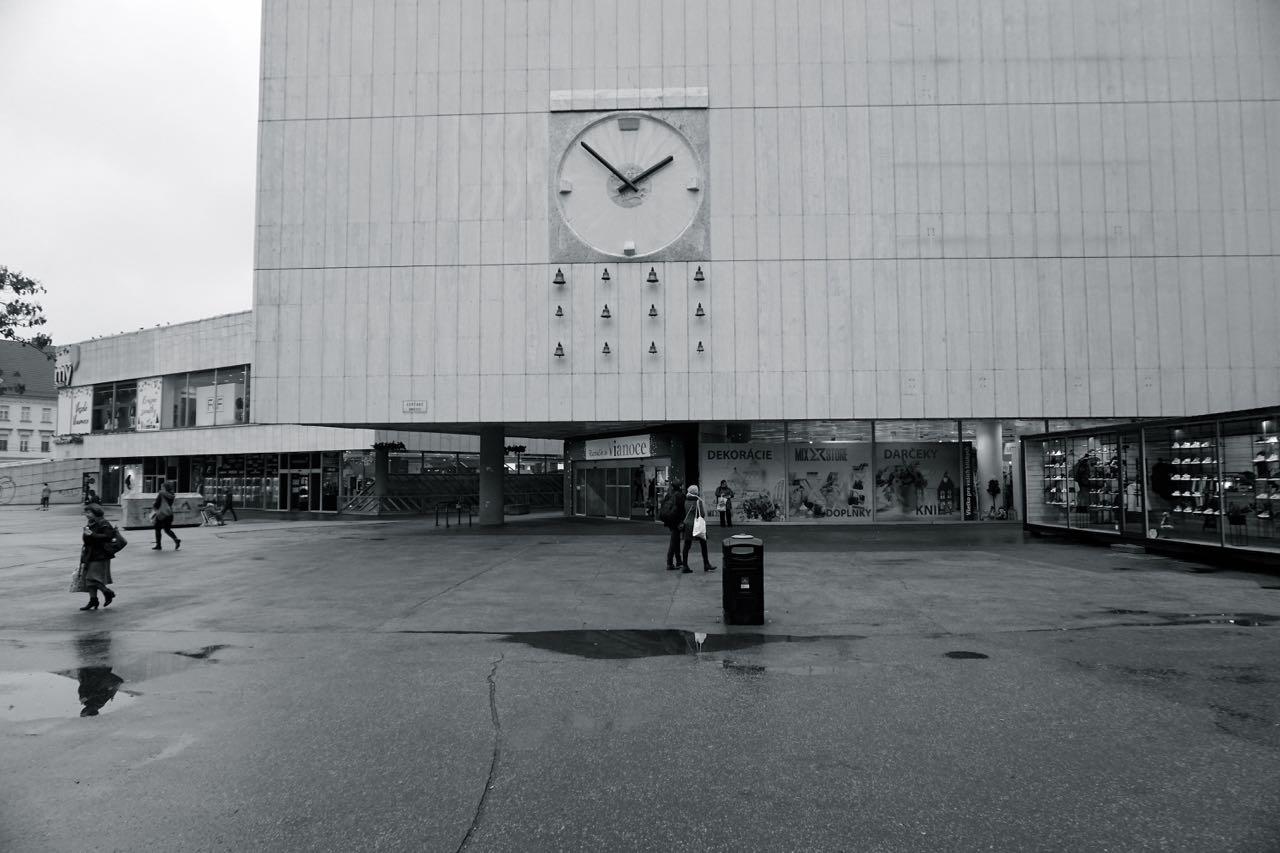 Prior Huis | Bratislava | Slowakije | november 2018 | © Martijn Haan