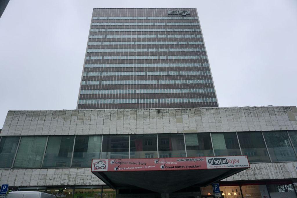 Hotel Kyev | Bratislava | Slowakije | november 2018 | © Martijn Haan