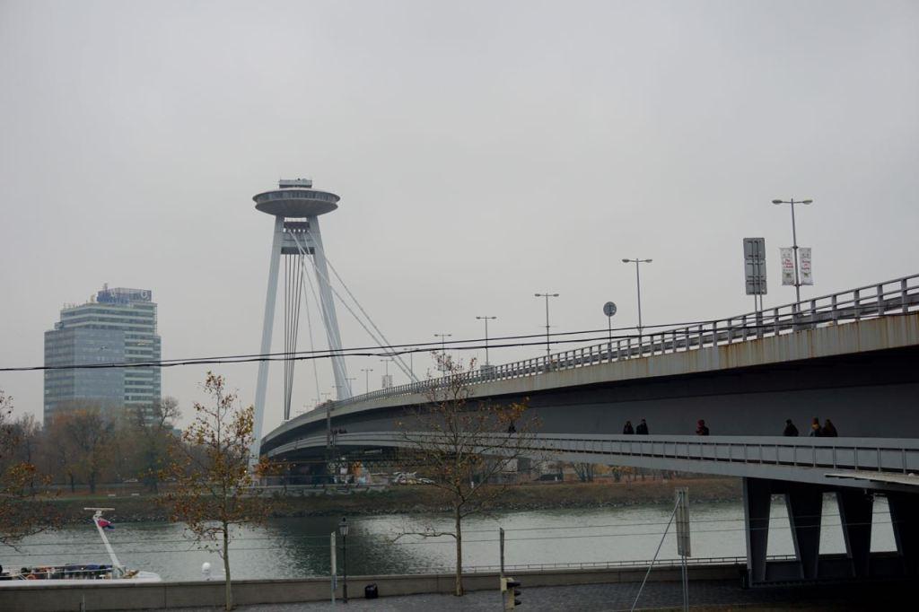 SNP Brug | Bratislava | Slowakije