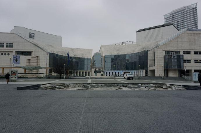 Slowaaks Nationaal Theater | Bratislava | Slowakije
