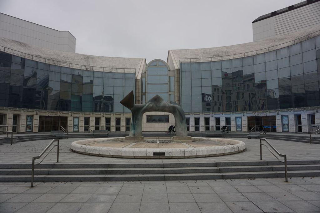 Slowaaks Nationaal Theater   Bratislava   Slowakije   november 2018     © Martijn Haan