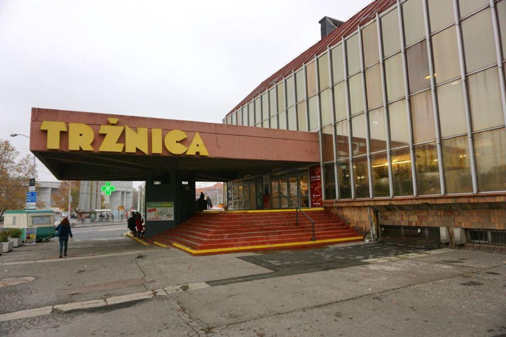 Boerenmarkt Tržnica | Bratislava | Slowakije
