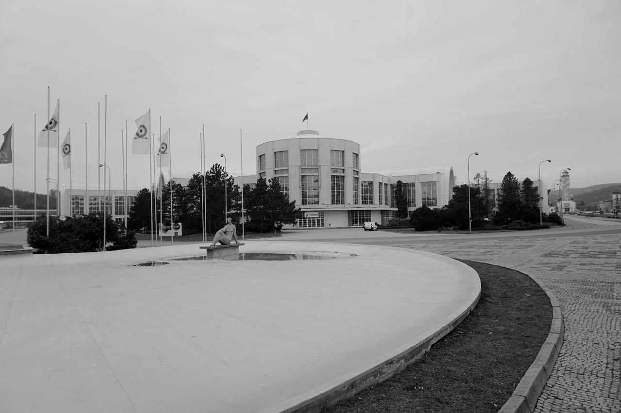 Tentoonstellingsterrein, Hal A | Brno | Tsjechië | november 2018 | © Martijn Haan