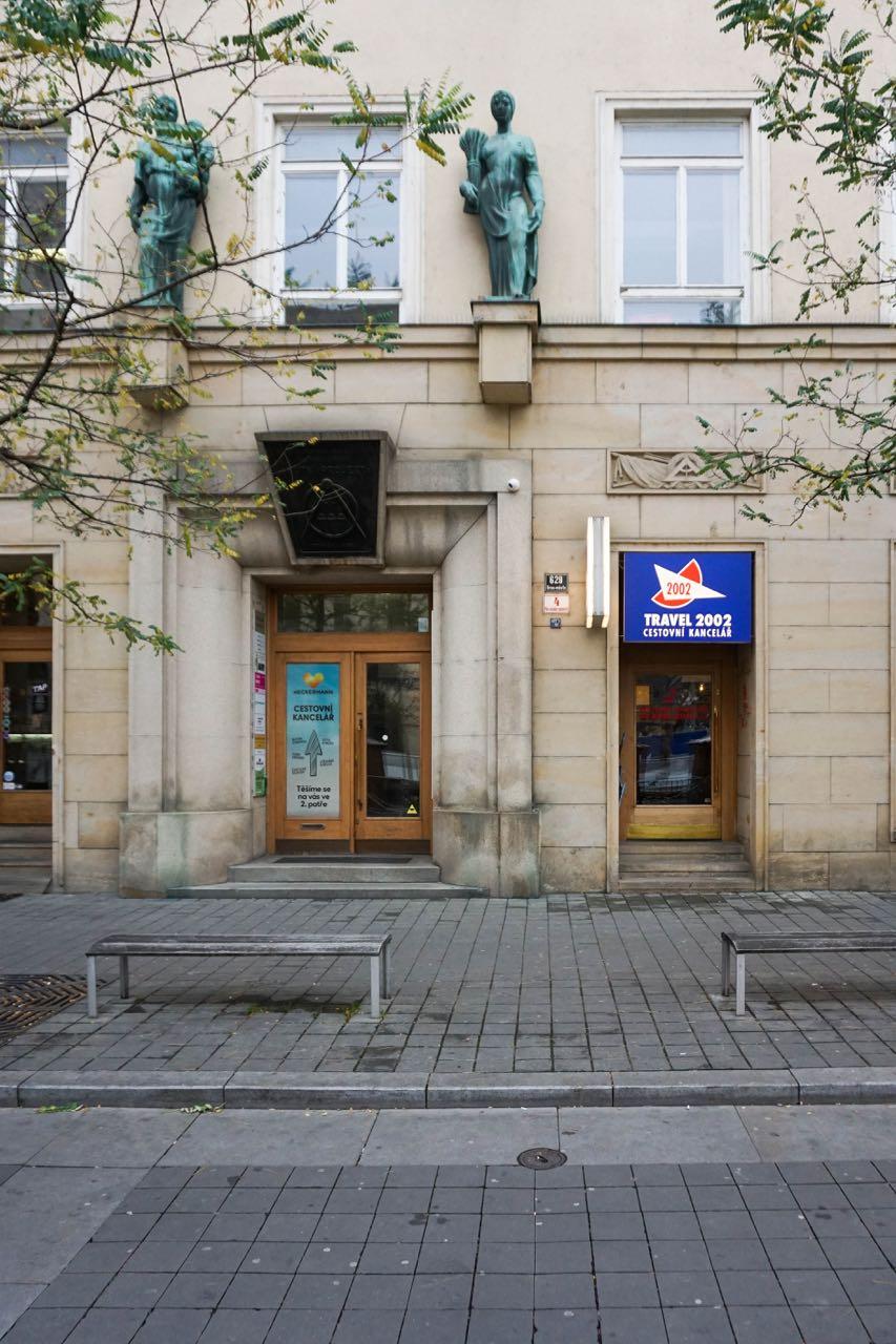 Hütni Projekt | Brno | Tsjechië | november 2018 | © Martijn Haan