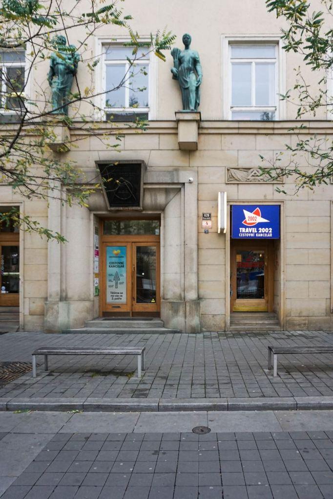 Scala Cinema   Brno   Tsjechië   november 2018   © Martijn Haan