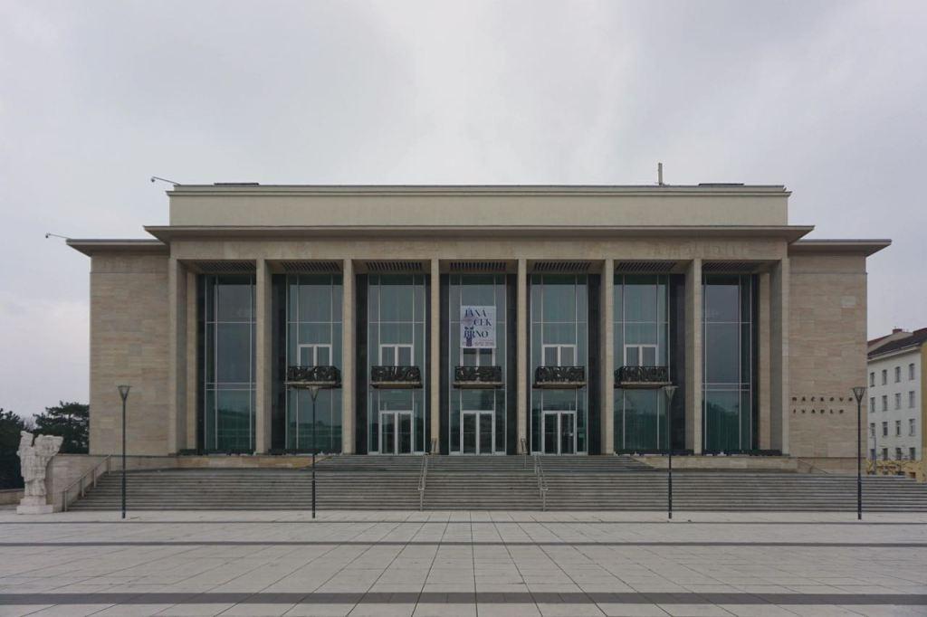 Janáčektheater | Brno | Tsjechië | november 2018 | © Martijn Haan