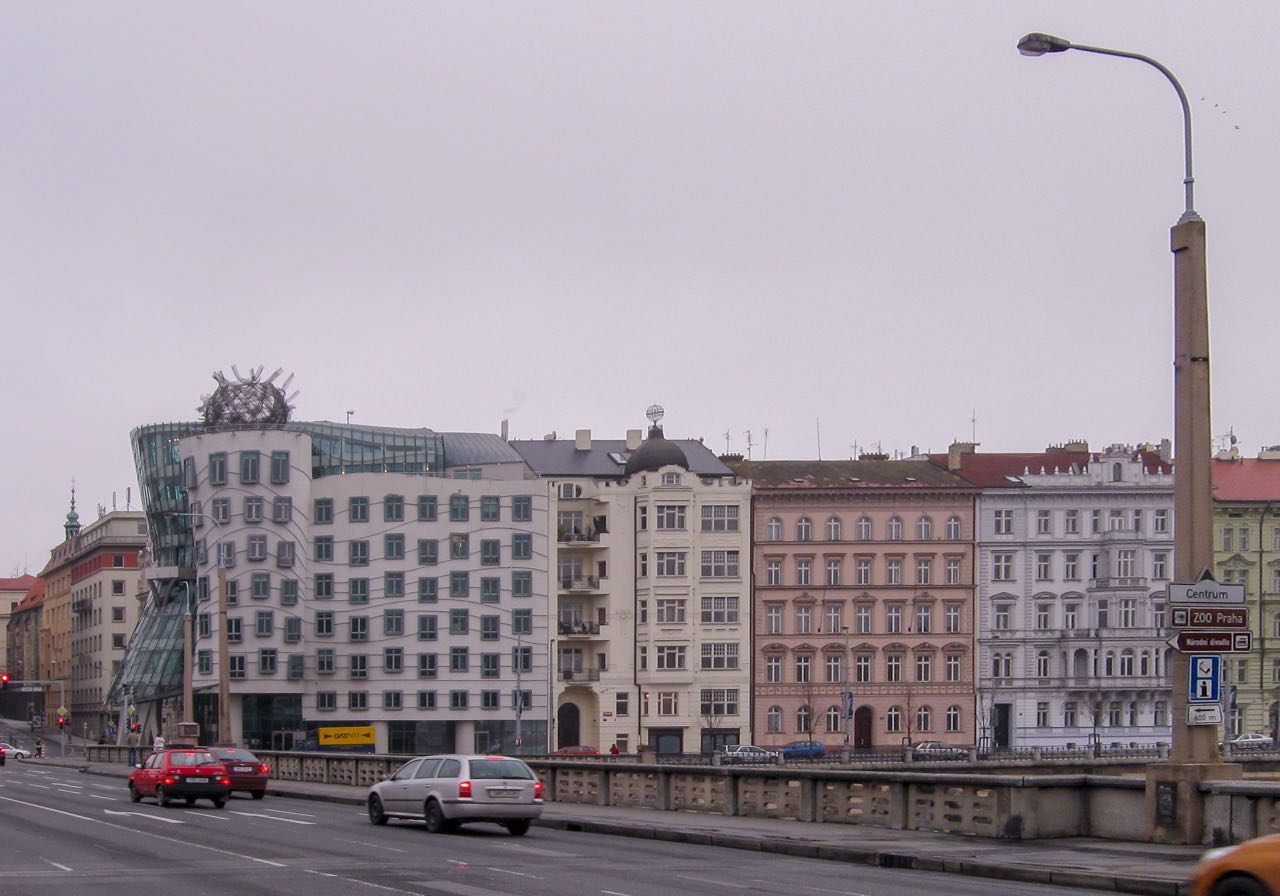 Dansend Huis | Praag | Tsjechië