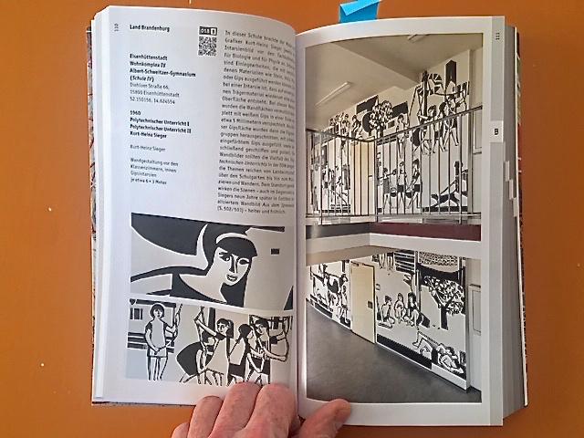 Baubezogene Kunst DDR - Martin Maleschka | 2019 | Boek