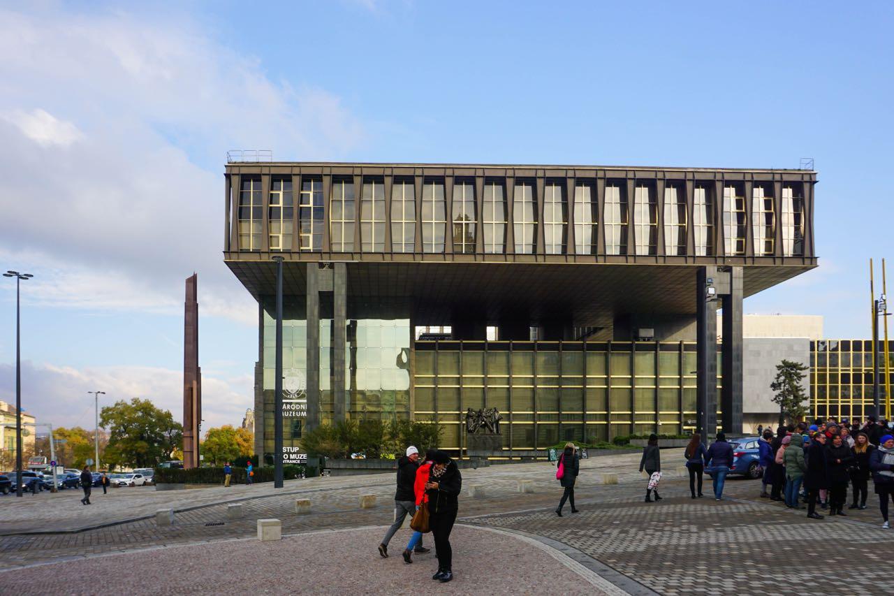 Nieuw Nationaal Museum | Praag | Tsjechië