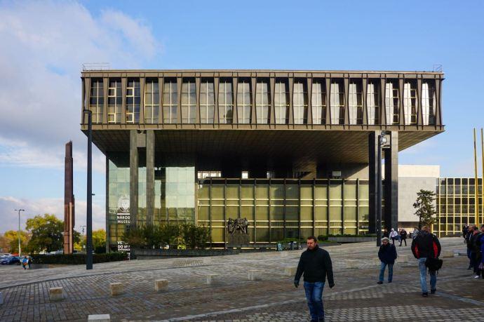 Nieuw Nationaal Museum | Praag | Tsjechië | november 2018 | © Martijn HaanNieuw Nationaal Museum | Praag | Tsjechië