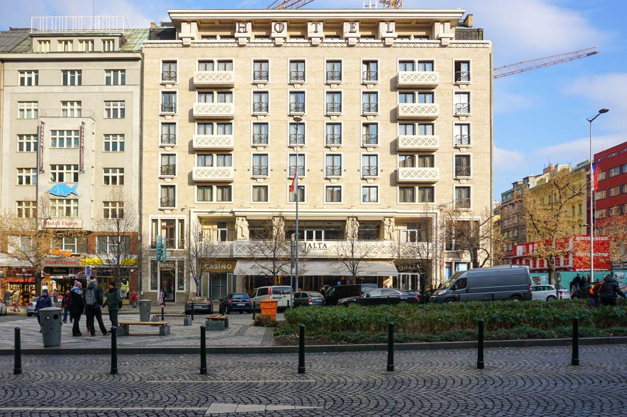 Hotel Jalta | Praag | Tsjechië