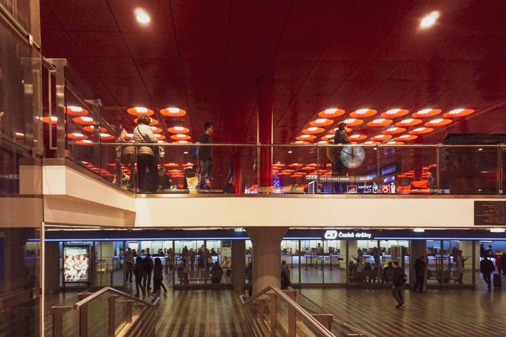 Centraal Station | Praag | Tsjechië