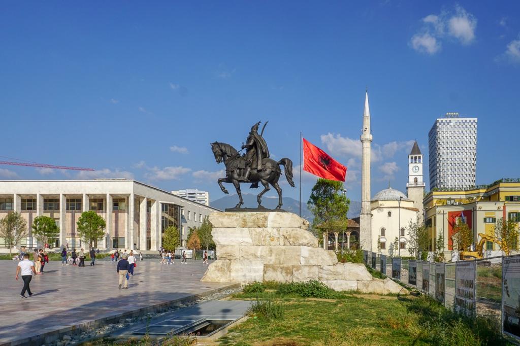 Nationaal Historisch Museum | Tirana | Albanië
