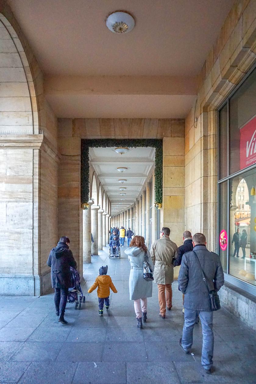 Altmarkt | Dresden | Duitsland