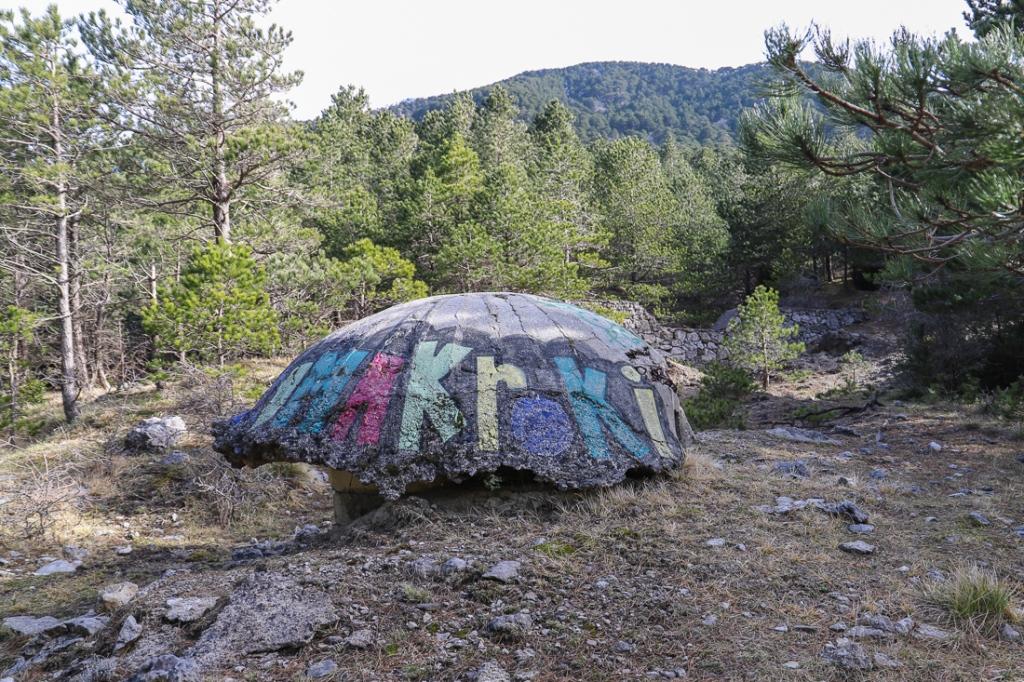 Bunker | maart 2019 | Palasë | Albanië