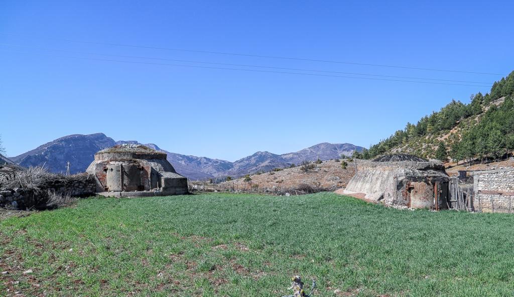 Bunker | maart 2019| Leskovik | Albanië
