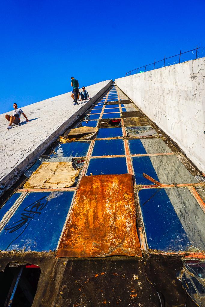 Piramide van Tirana | Albanië