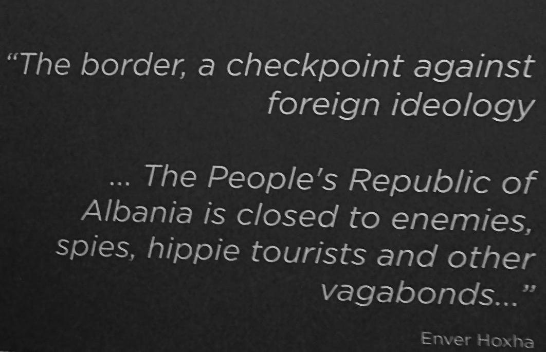 Bunkart 2 | november 2017 | Tirana | Albanië