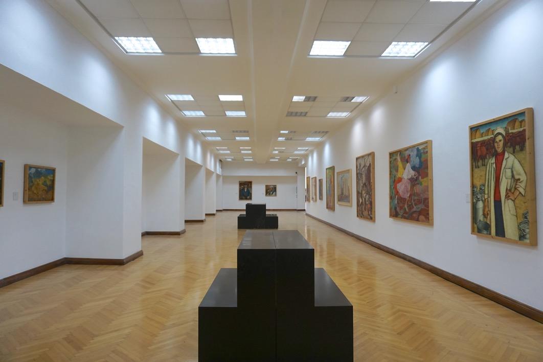 Nationaal Museum voor Kunst | Tirana | Albanië