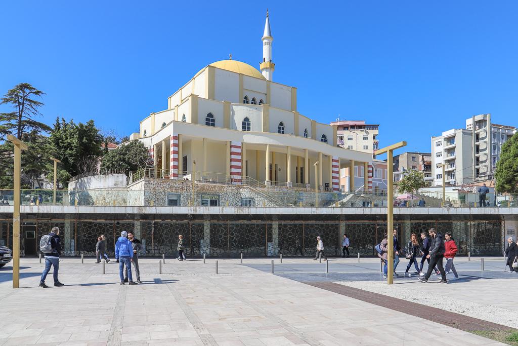 Moskee | Dürres | Albanië