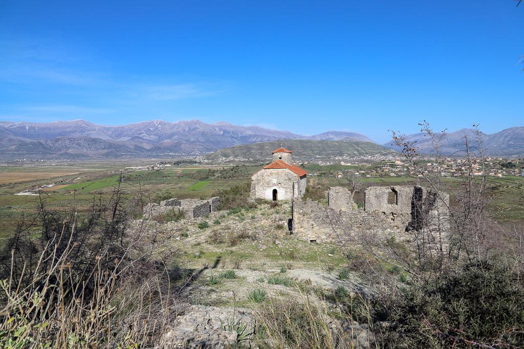 Klooster van Sint Joris | Manastiri i Shën Gjergjit | Sarandë| Albanië