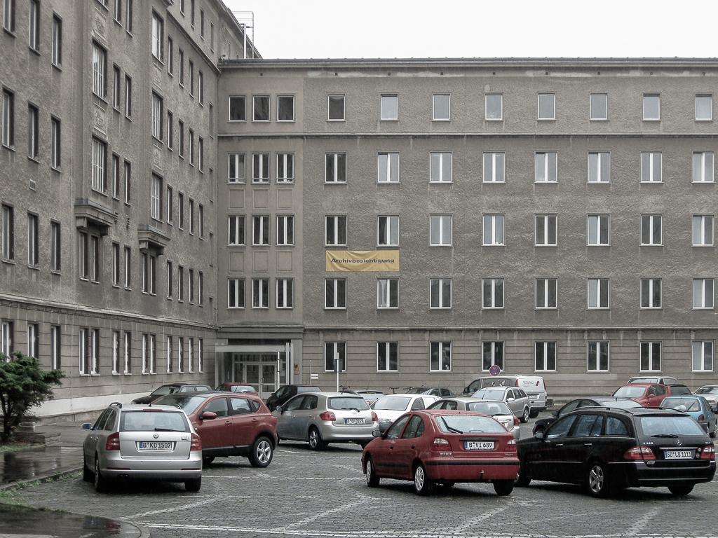 Stasi-archief Normannstraße | Berlijn | Duitsland