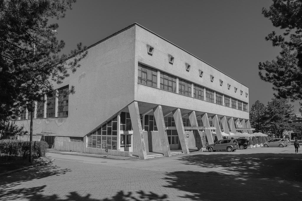 Pallati I Sportit Tamara Nikolla | Korçë | Albanië
