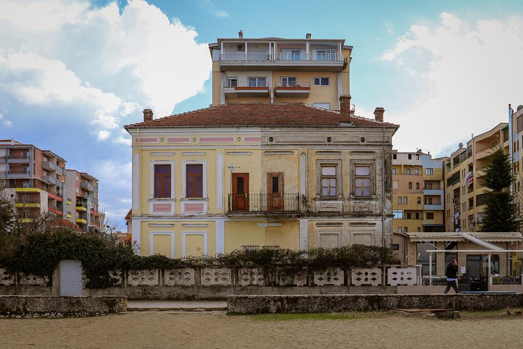 Strandhuis nabij Meer van Ohrid | Pogradec | Albanië