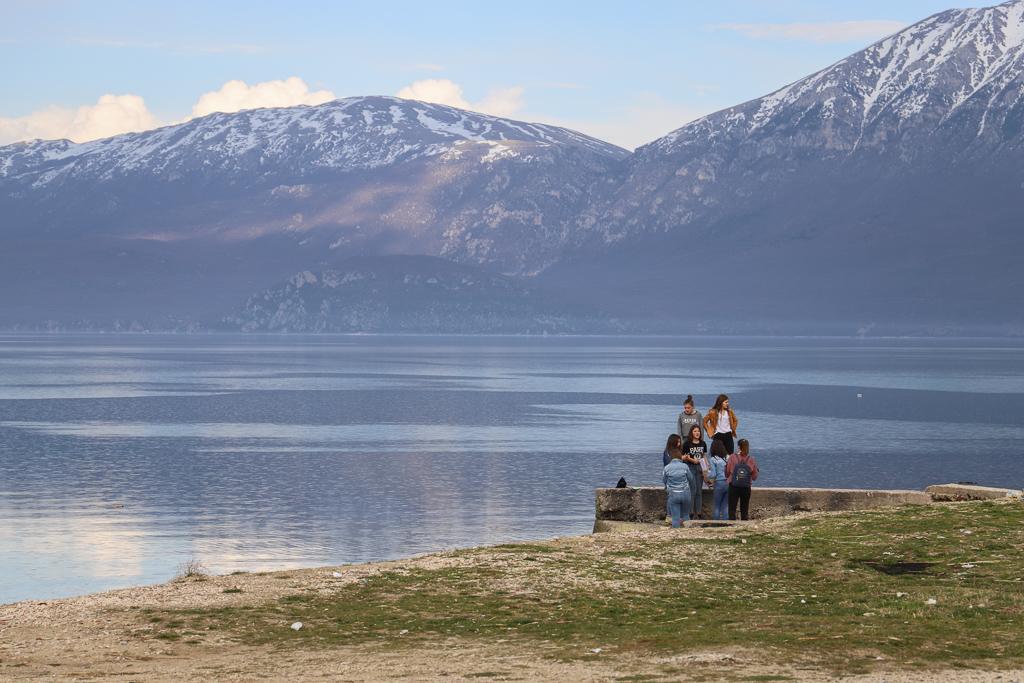 Meer van Ohrid | Pogradec | Albanië
