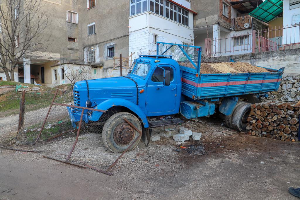 Chinese truck | Pogradec | Albanië