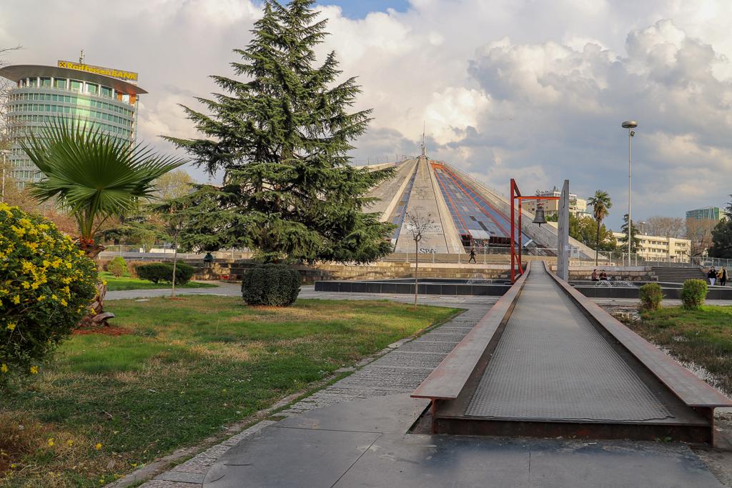 Piramide | maart 2019 | Tirana | Albanië