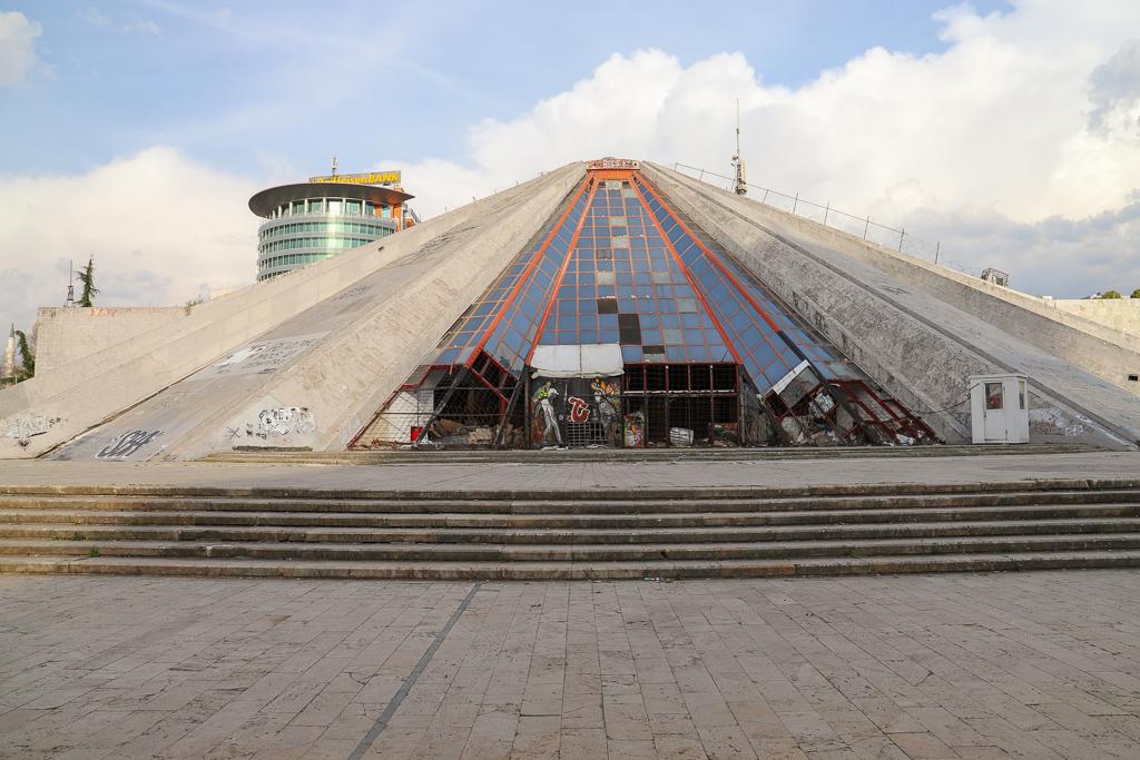 Piramide | Tirana | Albanië