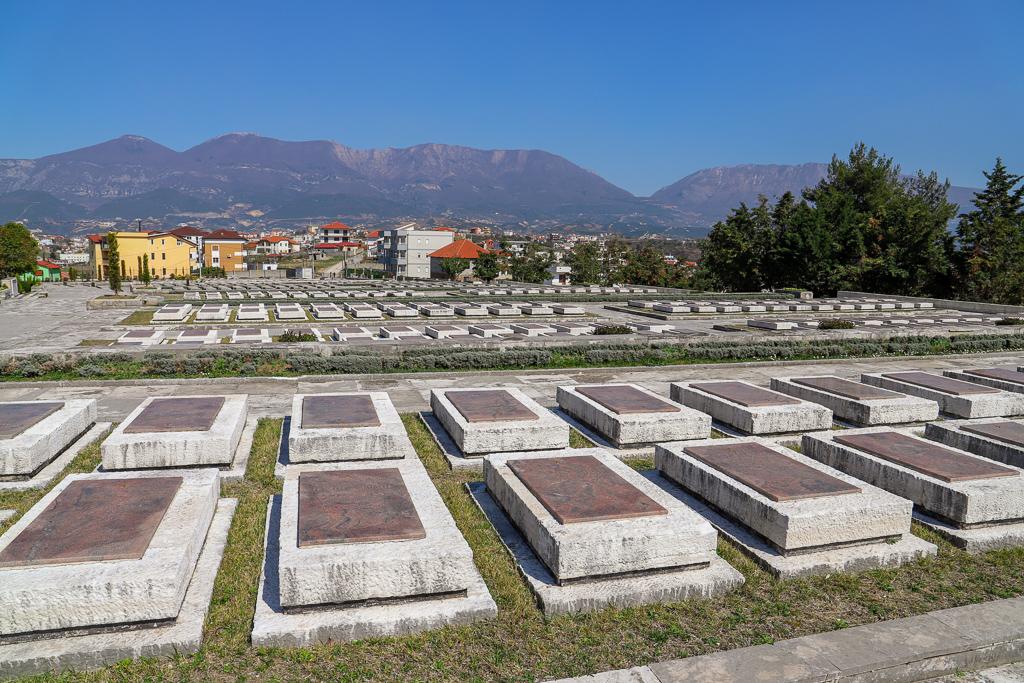 Begraafplaats van de Martelaren | Tirana | Albanië