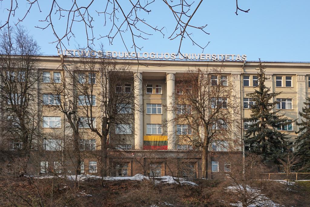 Universiteit Onderwijskunde | Vilnius | Litouwen