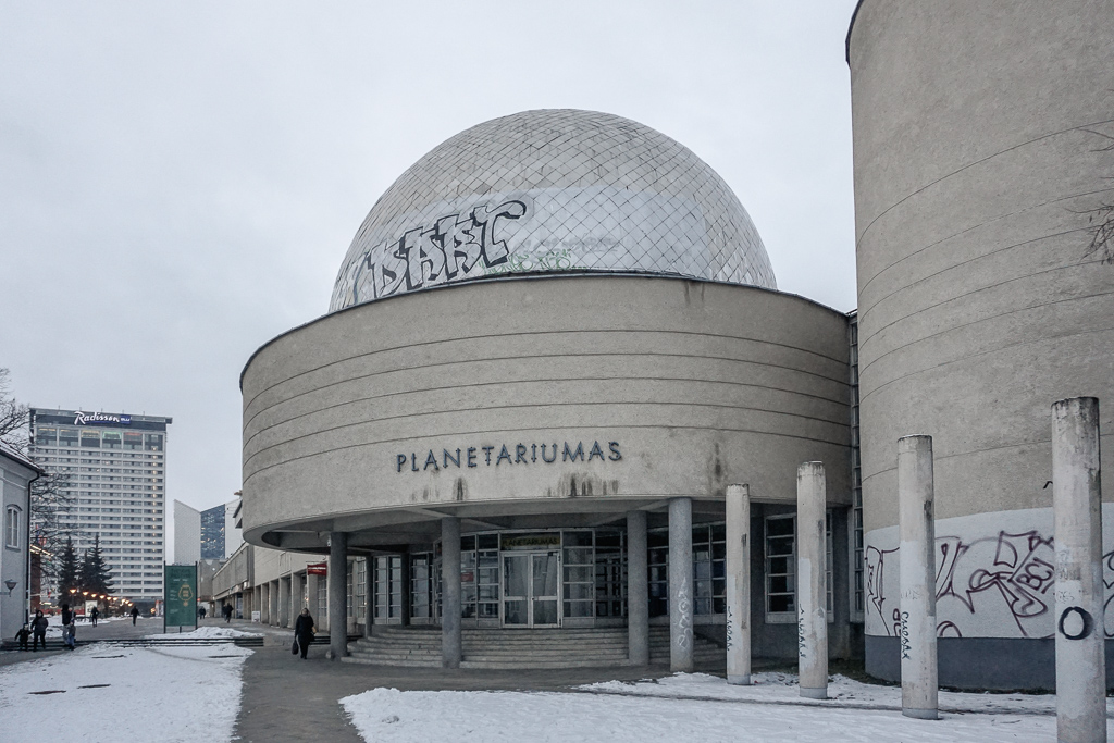 Planetarium | Vilnius | Litouwen
