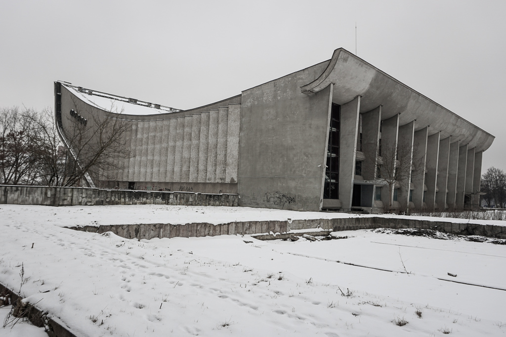 Concert- en sporthal | Vilnius | Litouwen