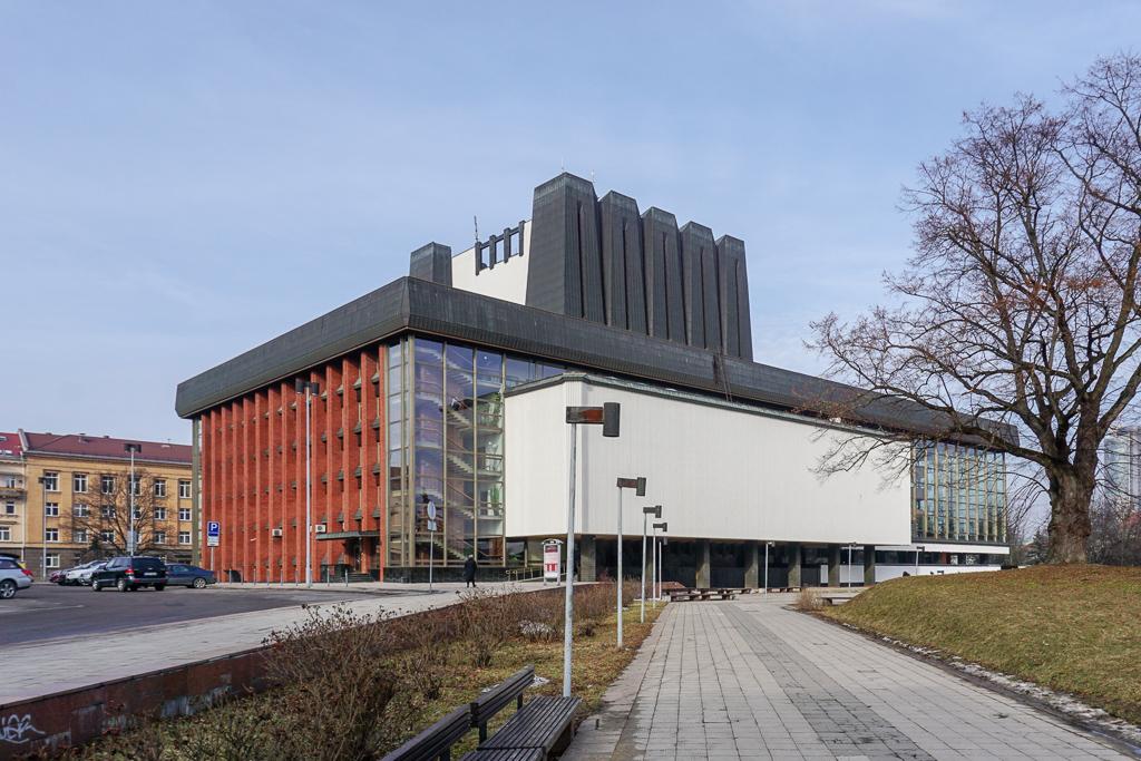 Nationaal Theater voor Opera en Ballet | Vilnius | Litouwen