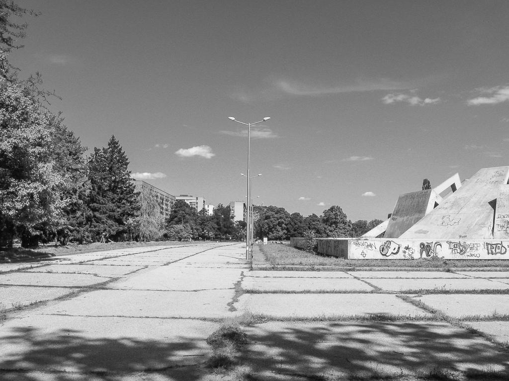 Monument Bratska Mogila | Plovdiv | Bulgarije