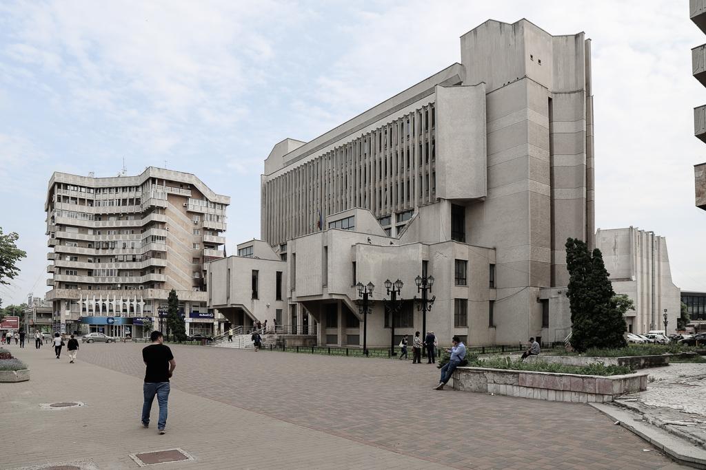 Paleis van Justitie | Iasi | Roemenië