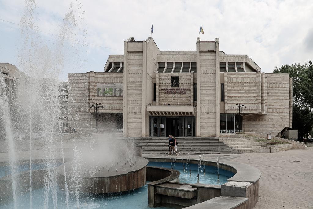 Luceafarul Theater | Iasi | Roemenië