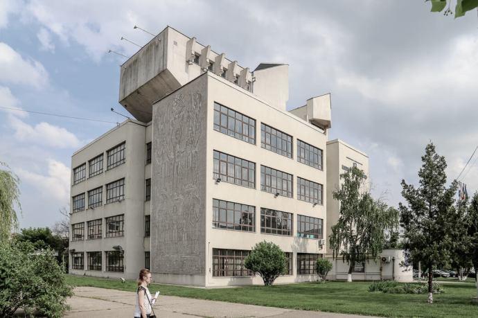 Technische Universiteit | Iasi | Moldavië